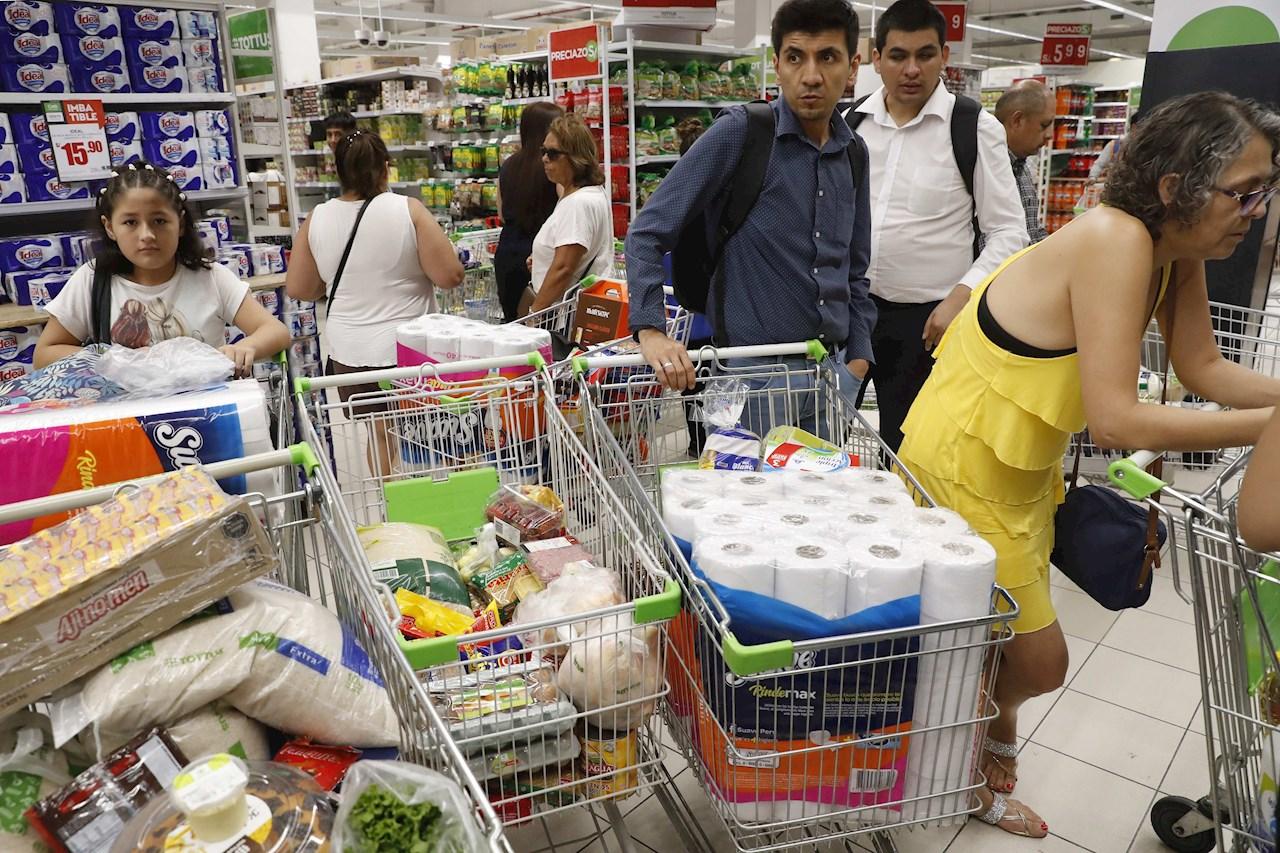 RD: Pro Consumidor pide a la población comprar con prudencia y calma