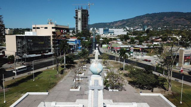 El Salvador.