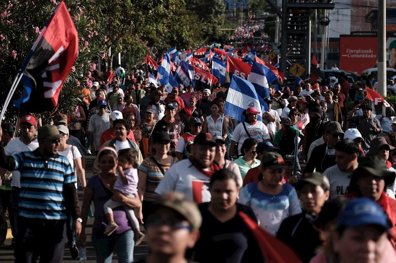 Solidaridad aflora en calles y mercados de Nicaragua ante la COVID-19