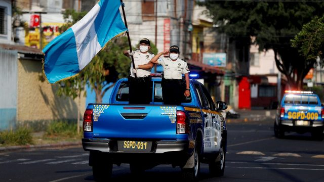 Casos Por Coronavirus En Guatemala Llegan A 50 Despu U00e9s De