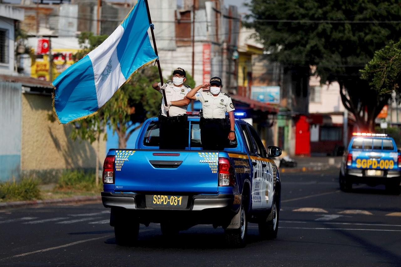 Casos por coronavirus en Guatemala llegan a 50 después de tres semanas del primer contagio