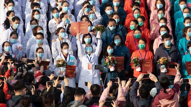 China. Coronavirus
