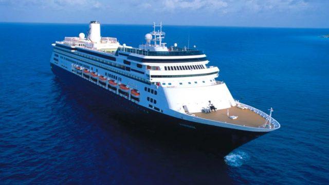 crucero coronavirus Zaandam