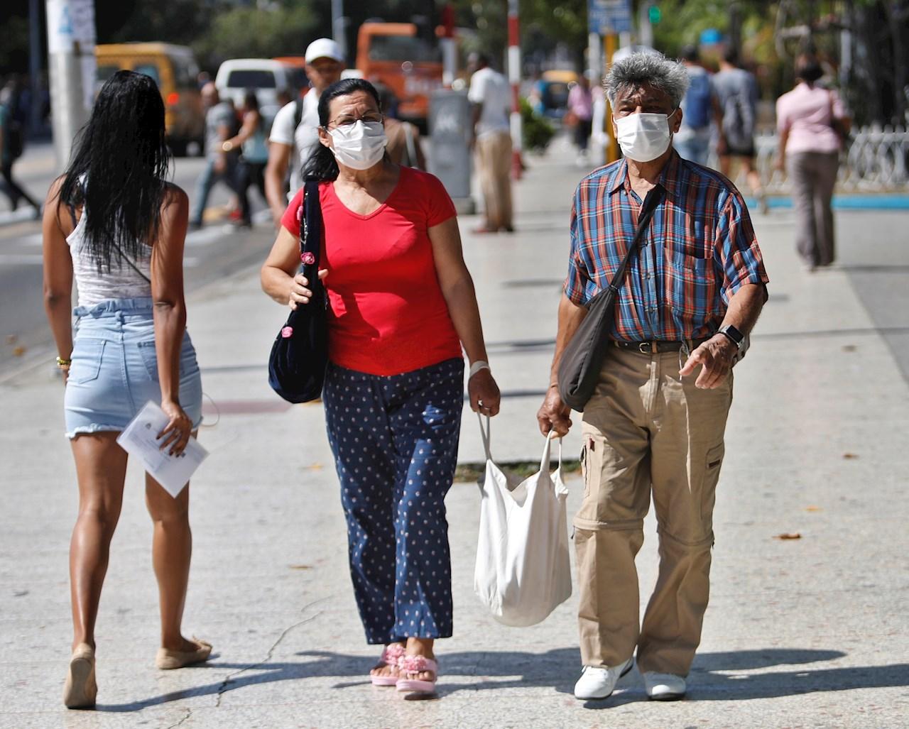 Coronavirus avanza en Centroamérica: Panamá reporta 2 muertos