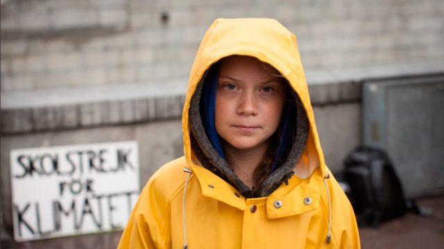 """""""Es hora de hacer lo correcto"""" sobre el clima, dice Greta Thunberg a EU"""