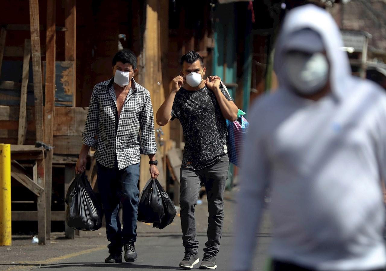 Honduras abre fronteras con El Salvador, Guatemala y Nicaragua pese a covid