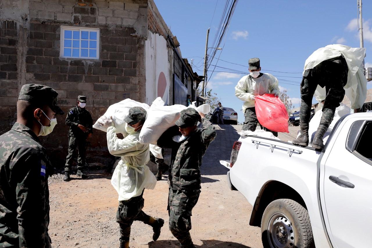El Covid-19 ha generado pérdidas por 1,000 mdd en Honduras
