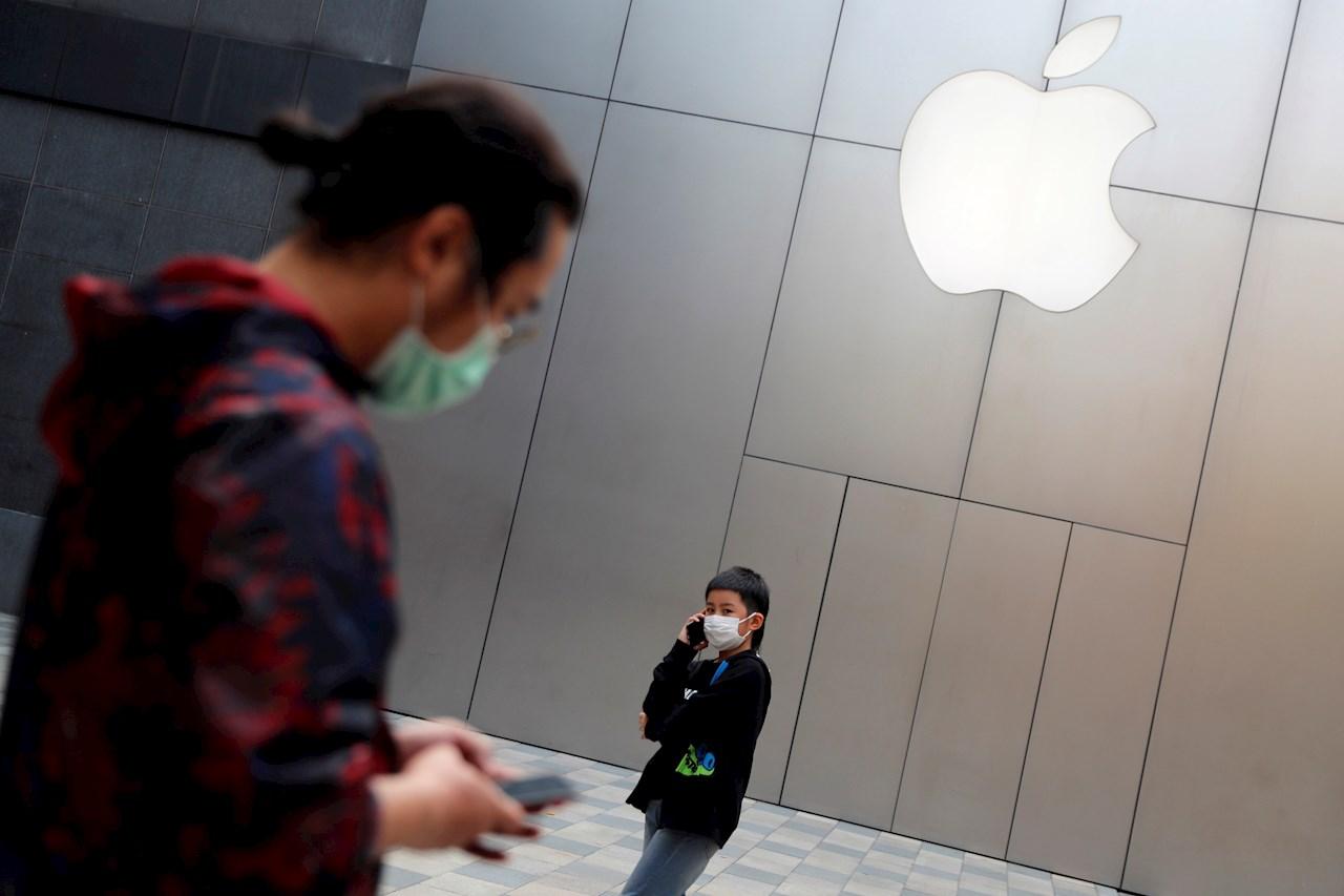 Apple crea una mascarilla contra el coronavirus para sus empleados