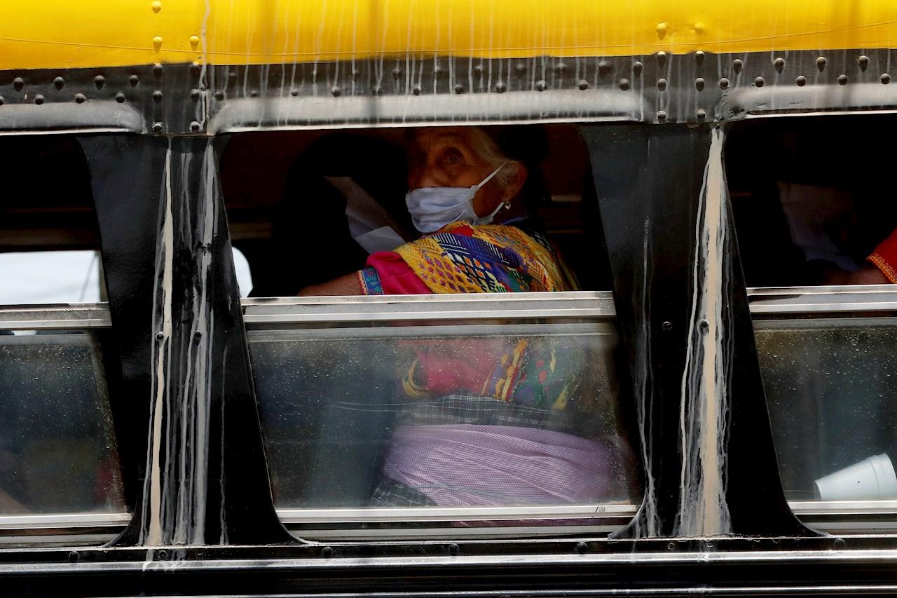 Coronavirus: Bajos ingresos obligan a más guatemaltecos a salir a trabajar, pese a riesgo de contagio