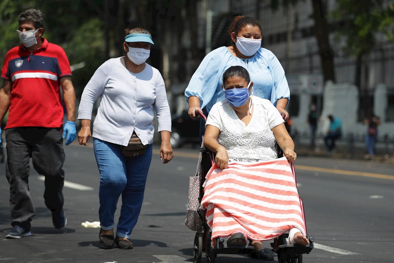 El Salvador cumple un año de primera muerte por COVID-19