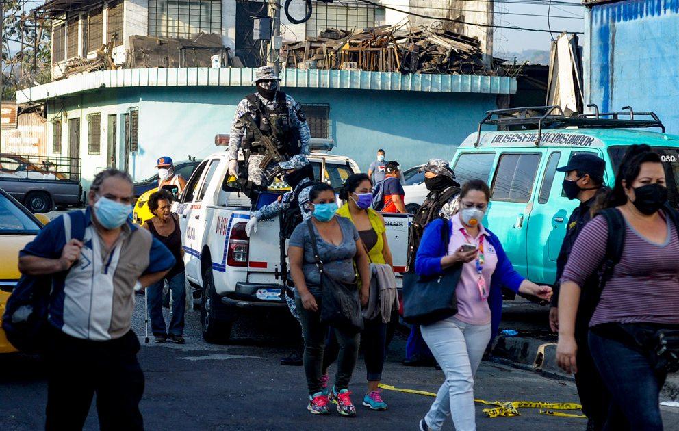 Soldados de EU entrenan en Centroamérica para respuesta rápida a desastres