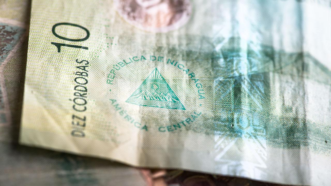 Deuda externa de Nicaragua es de 11,661 mdd, 93.1 % del PIB
