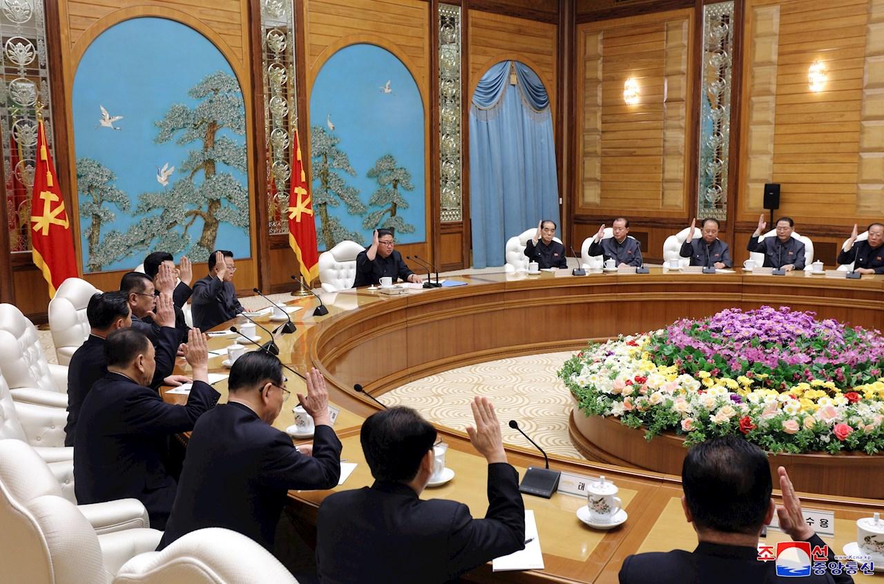 Líder de Corea del Norte, Kim Jong Un es reportado como grave