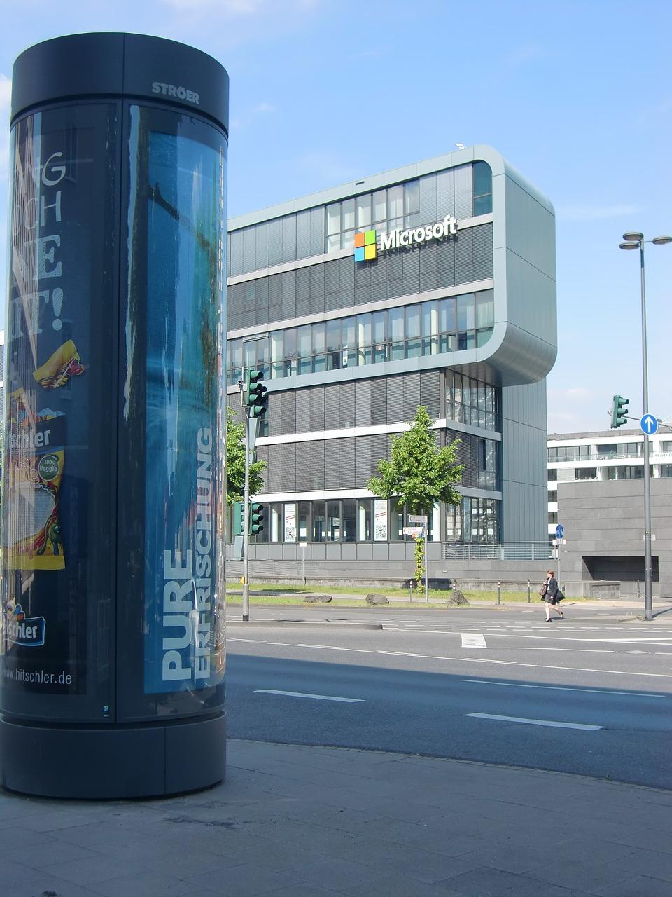 Microsoft gana 33,079 millones de dólares en nueve meses