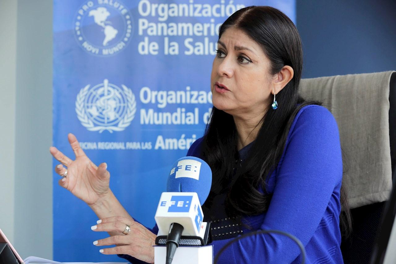 OPS pide más vacunas para Latinoamérica, con solo 18% de población vacunada