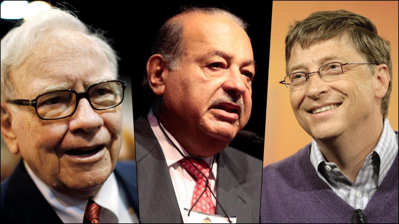 Buffett, Gates y otros multimillonarios que pierden por el Covid-19