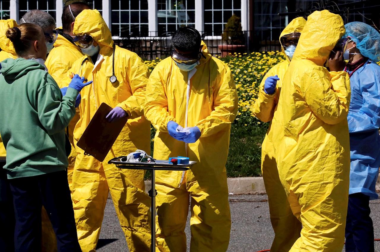 Covid-19 en Nicaragua: un muerto y 6 casos confirmados
