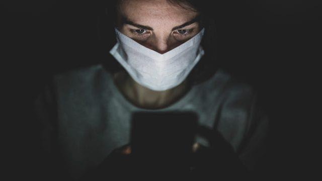 Argentina lanza mascarilla antiviral