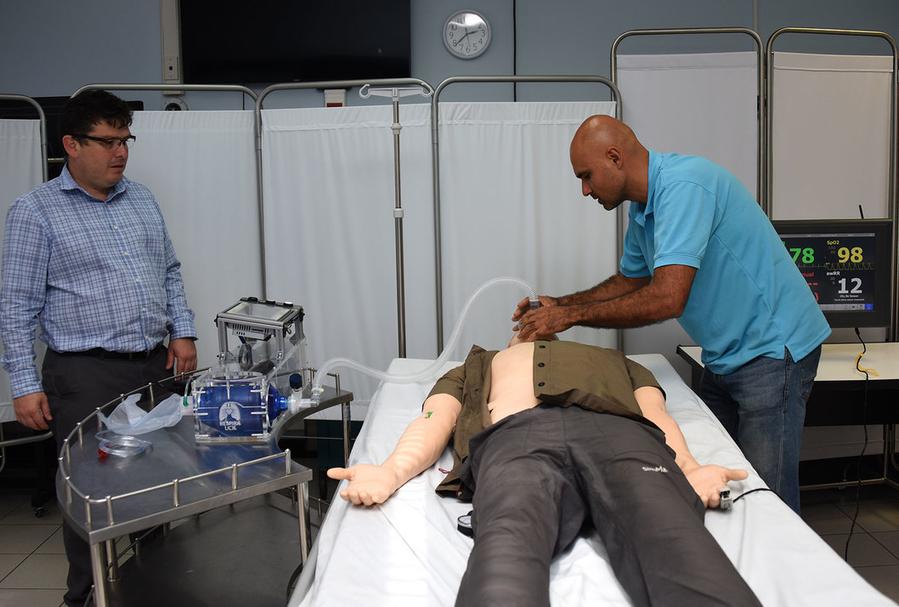 Respiradores diseñados en la Universidad de Costa Rica pasan pruebas clínicas