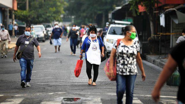 coronavirus El Salvador (COVID-19)
