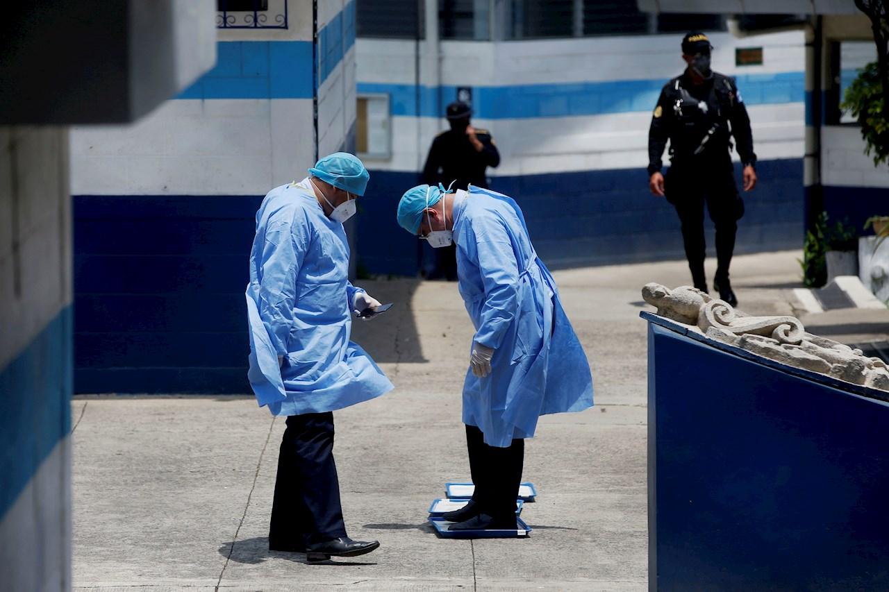 OPS advierte que hay una aceleración de contagios de COVID-19 en Guatemala