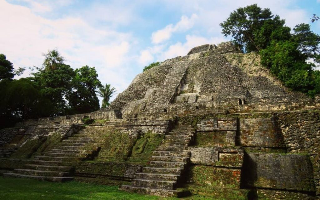 Belice turismo arqueología
