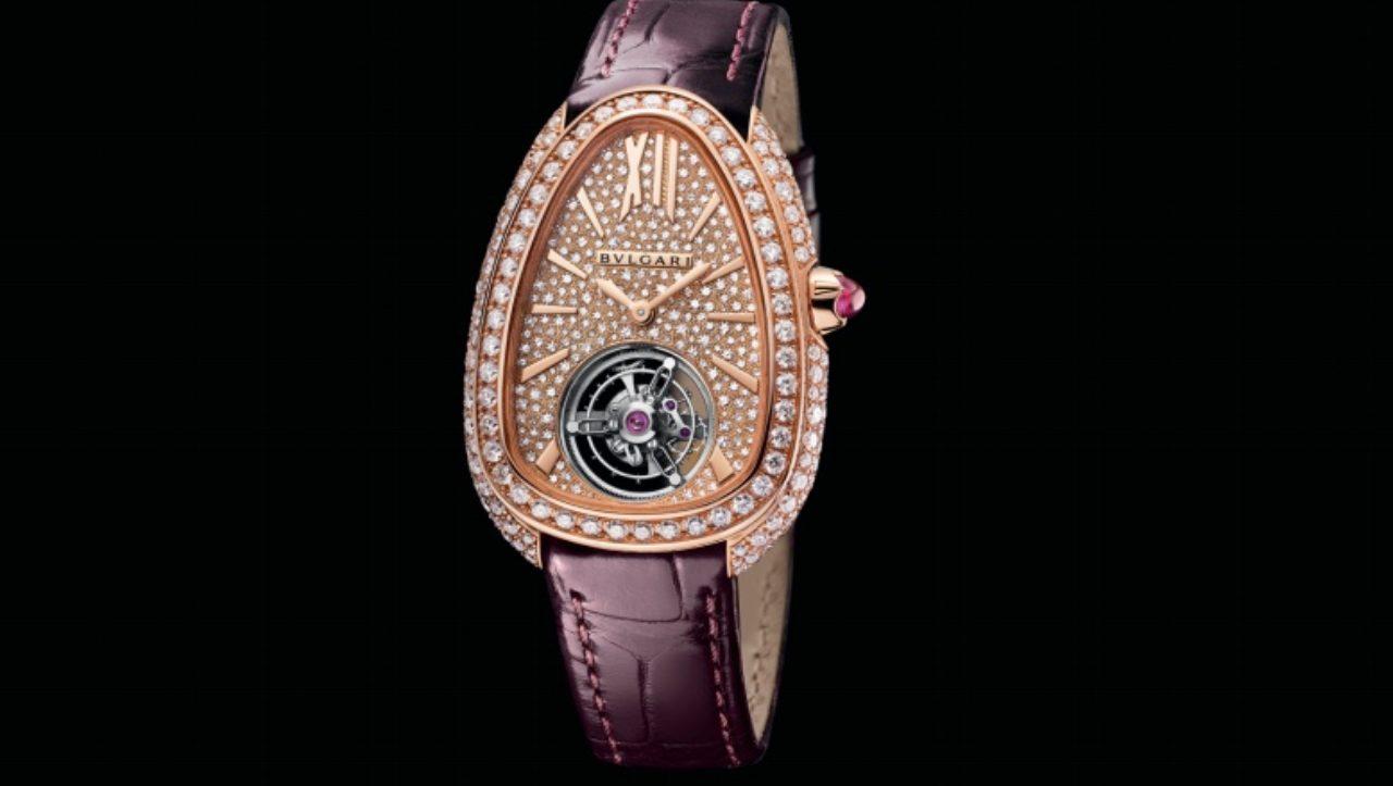 Bvlgari revela su pináculo de diseño de alta relojería