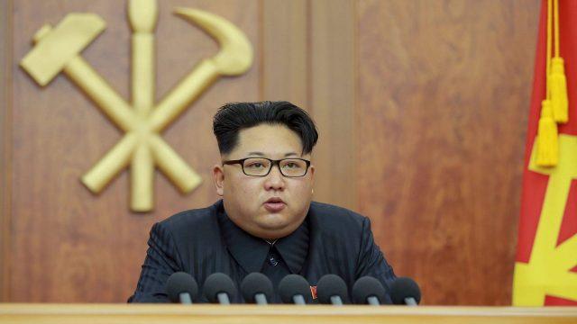Corea del Norte-Kim jong un