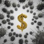 coronavirus dinero radial