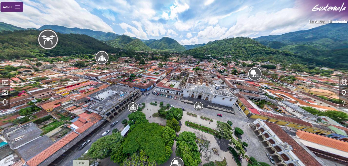 El sur de Guatemala percibe sin daños un sismo de 5.8 de magnitud
