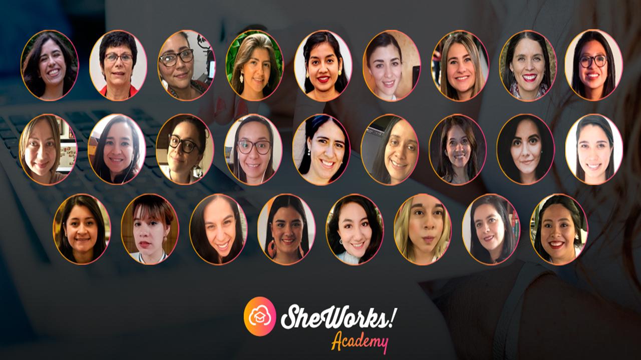 SheWorks! tiene su primera generación en Guatemala