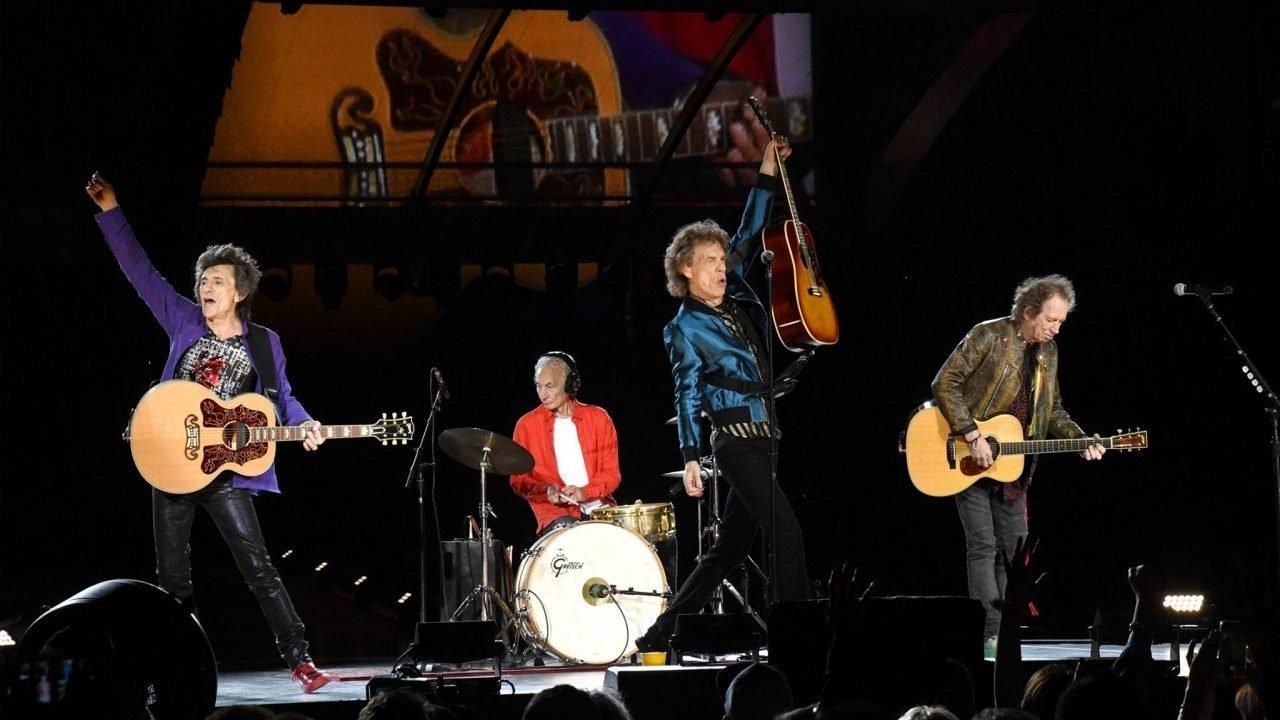 The Rolling Stones sorprende con estos memorables conciertos en streaming