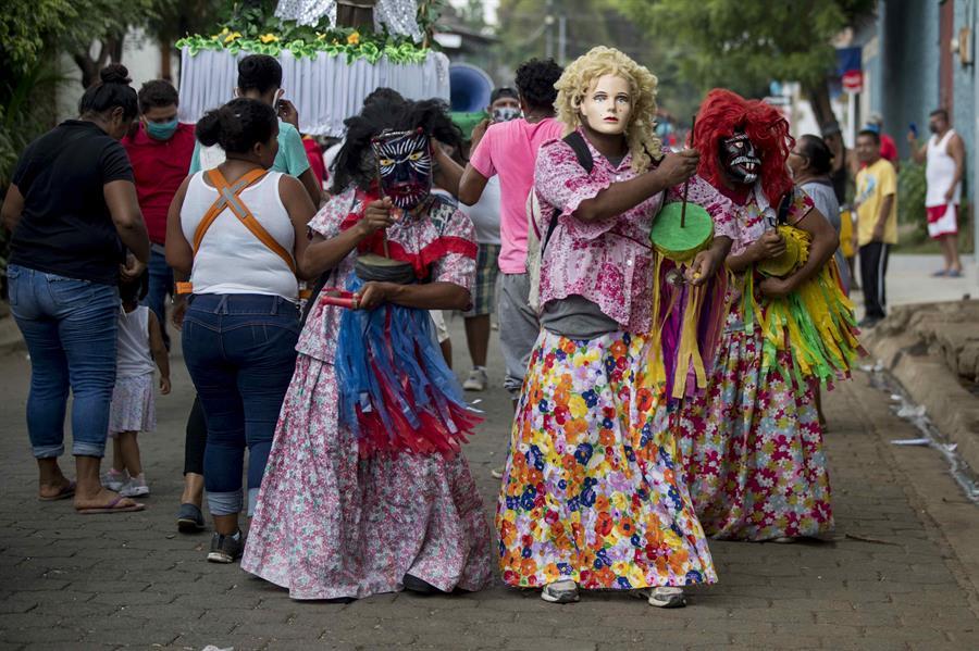 """La popular fiesta en honor """"San Pascual Bailón"""" en Nicaragua se rinde ante COVID-19"""