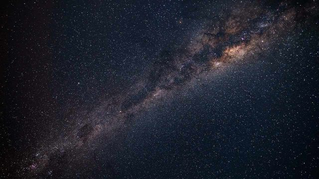 estrellas agujero negro