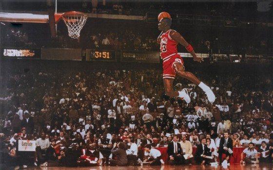 Primeras zapatillas Air de Michael Jordan salen a subasta en Sotheby's
