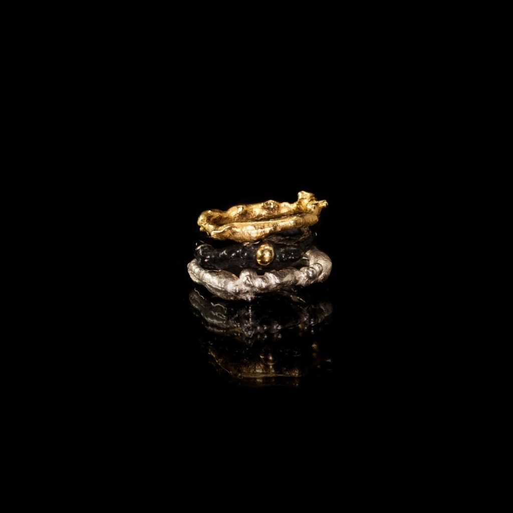joyas de María Echeverri