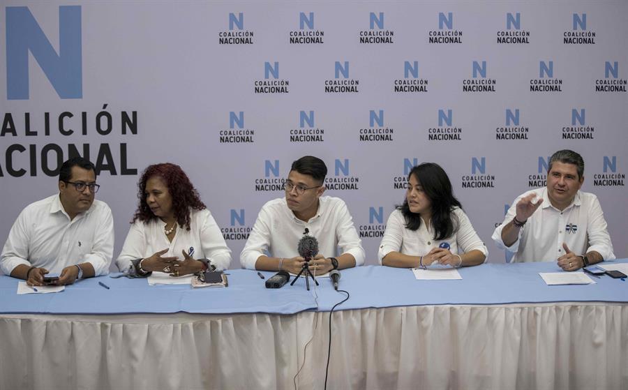 Alianza opositora de Nicaragua se desgrana; renuncia otro de sus dirigentes