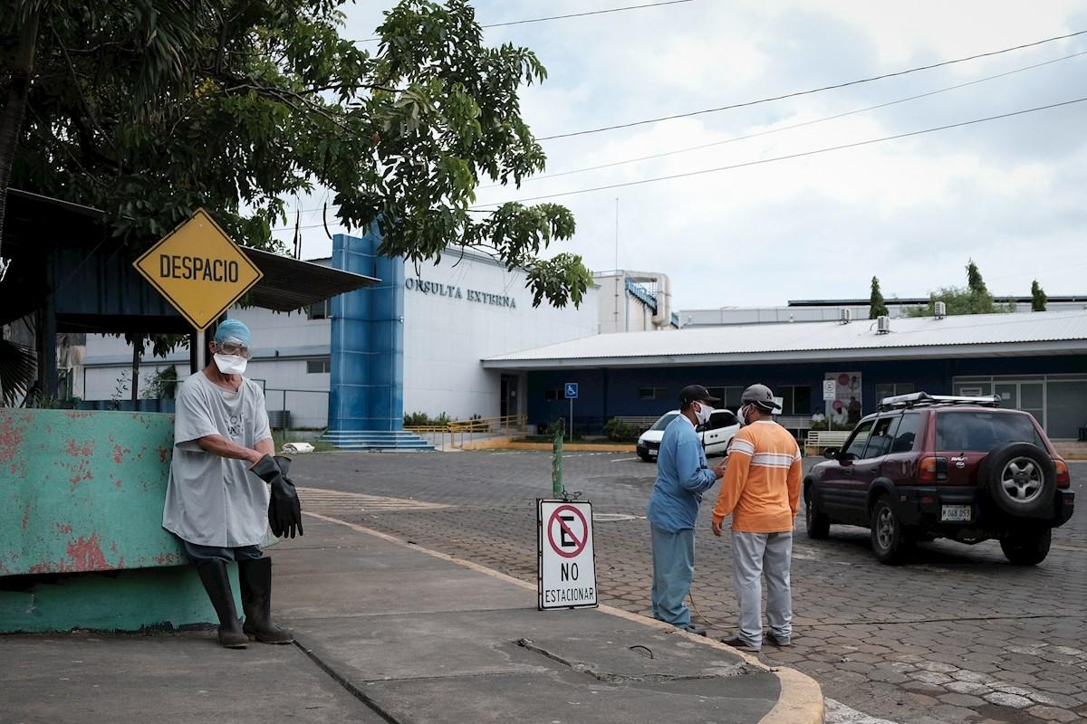 Bajan casos y muertes por COVID-19 en Nicaragua, según el Gobierno