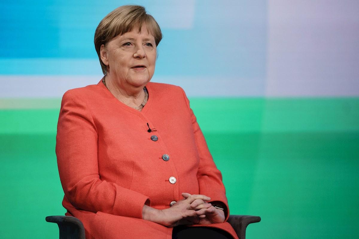 """Merkel insiste que no optará a otro mandato pese a la """"situación excepcional"""""""