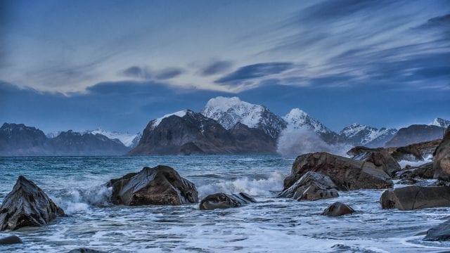 Polo Sur registra su temperatura más elevada de los últimos 30 años