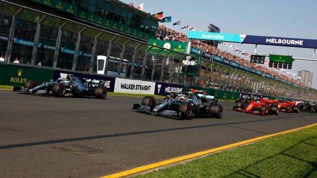 F1 cancela carreras de Azerbaiyán, Singapur y Japón por Covid-19