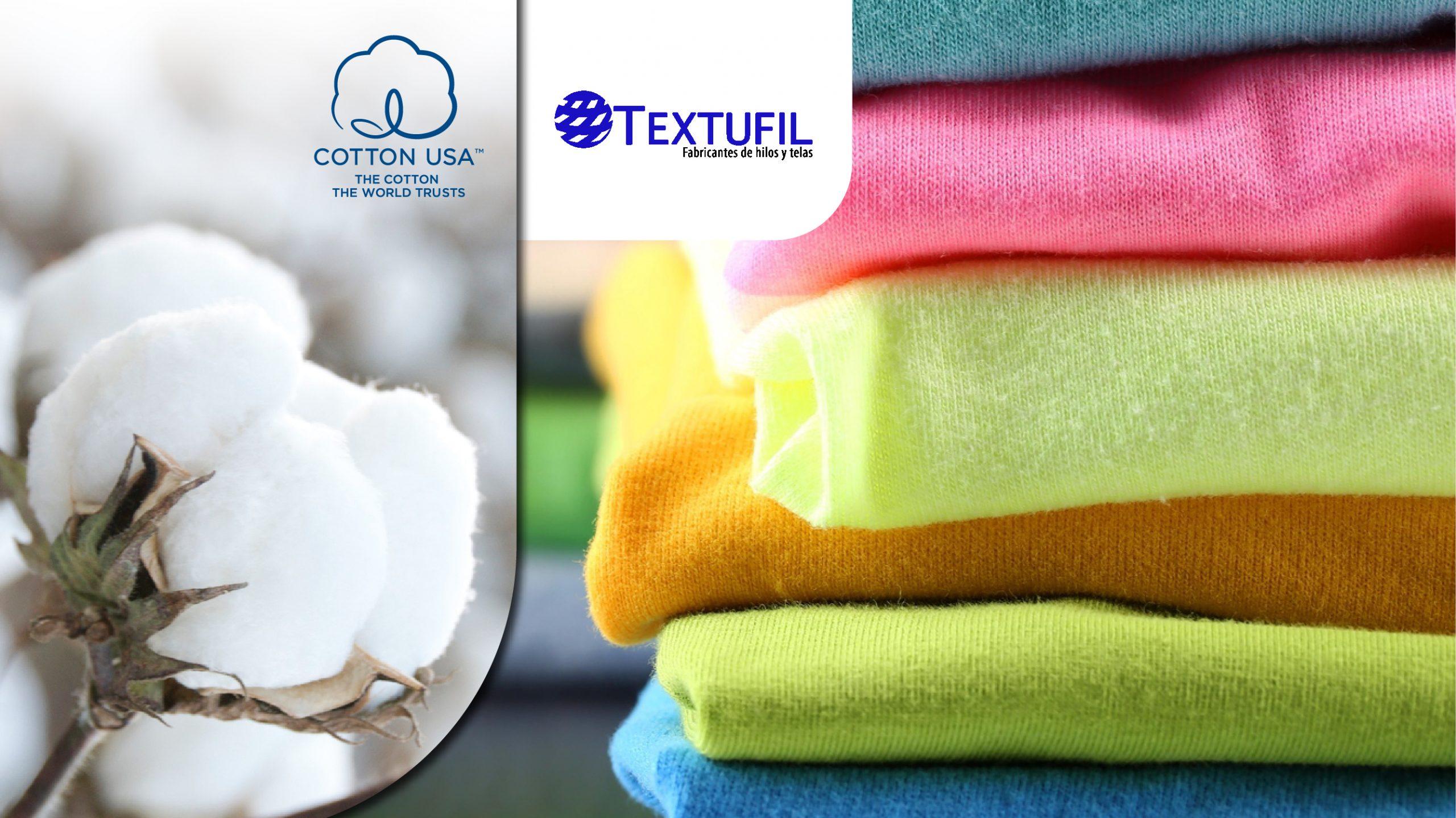 COTTON USA y Textufil: Siempre en el camino de la protección ambiental