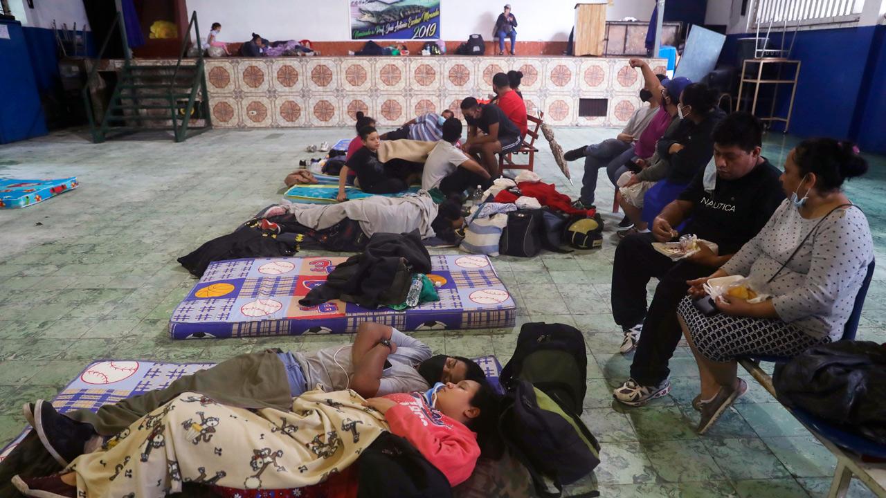 ONG alerta del riesgo de abuso a niñas en albergues centroamericanos