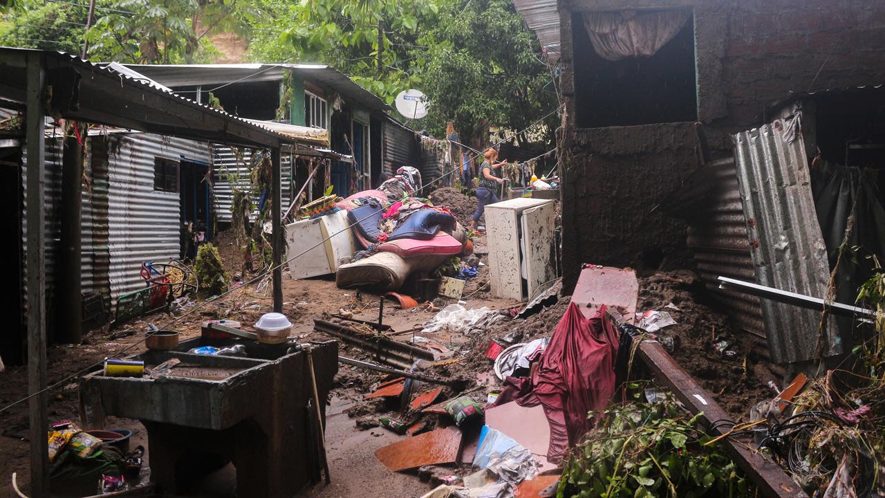 Unicef pide 42 mdd para Centroamérica tras los huracanes