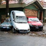 San Salvador inundaciones lluvias, huracán Amanda