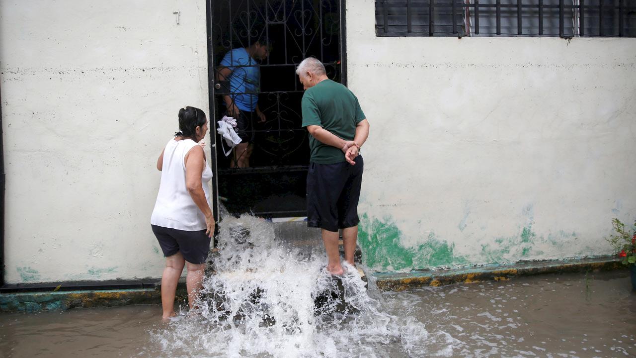 Lluvias en Guatemala provocan una muerte y más de 150,000 afectados