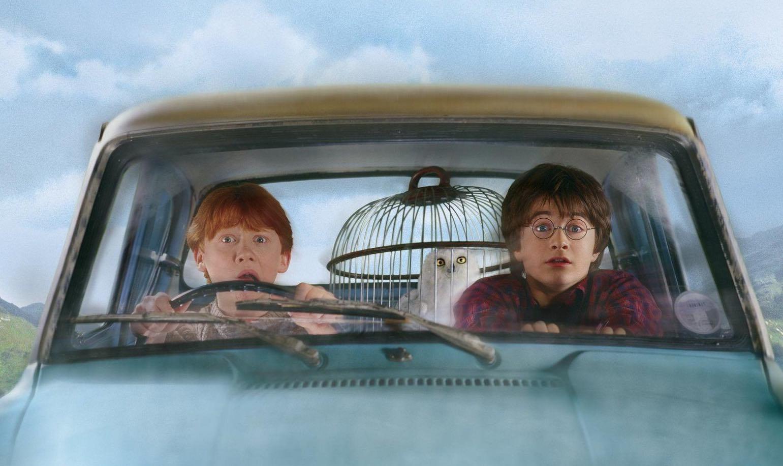 La saga completa de Harry Potter llega al mundo del streaming en noviembre