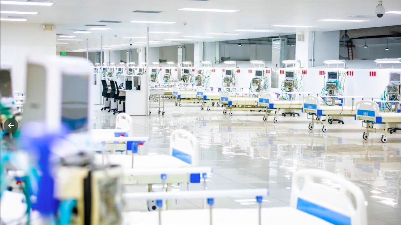 Gobierno salvadoreño advierte de repunte de asistencia a hospitales por covid