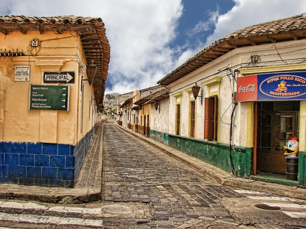 Centroamérica  pueblos coloniales Antigua