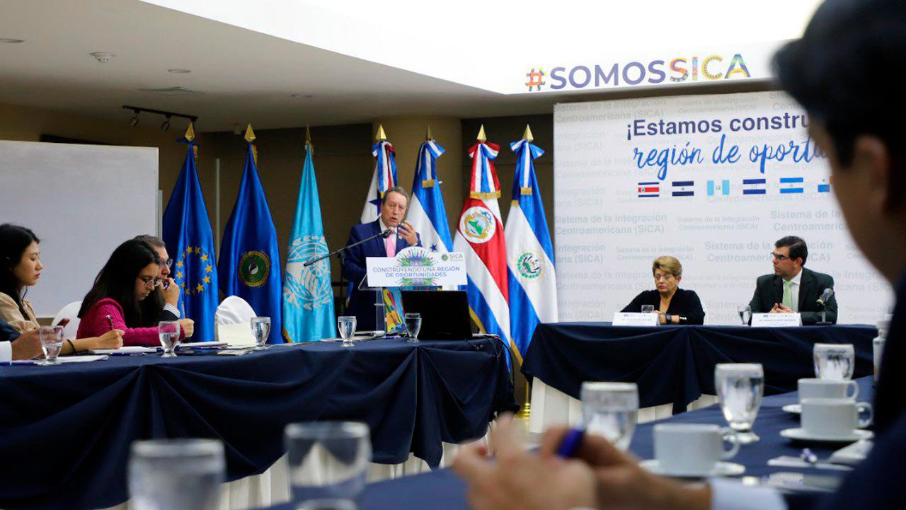 OEI y SICA refuerzan la cooperación educativa y cultural en Centroamérica